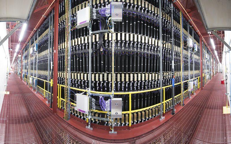 NOvA Neutrino Experiment Far Detector