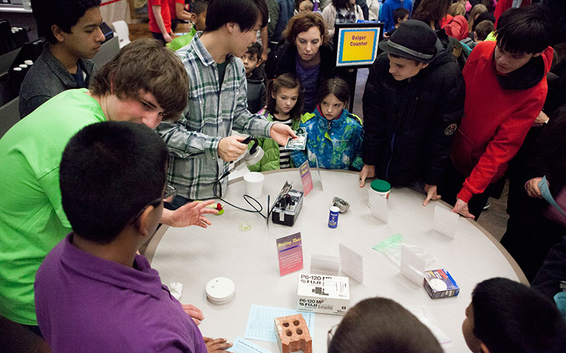 Fermilab Family Open House 2016